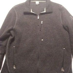 Aigle wool blend  large jacket